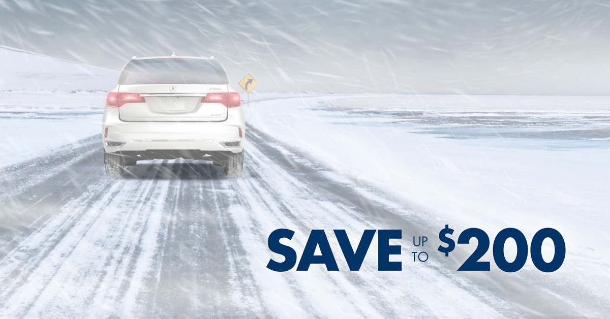 Up to $200 OFF winter tires and rims