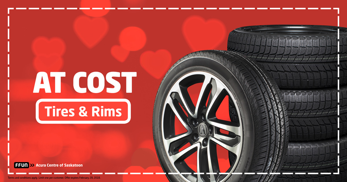 Winter Tires & Rims AT COST!