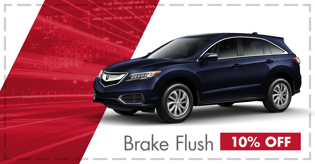 10% OFF Brake Fluid Flush